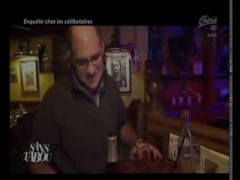 Reportage TV - Chérie 25 - WE Célibataires 2012