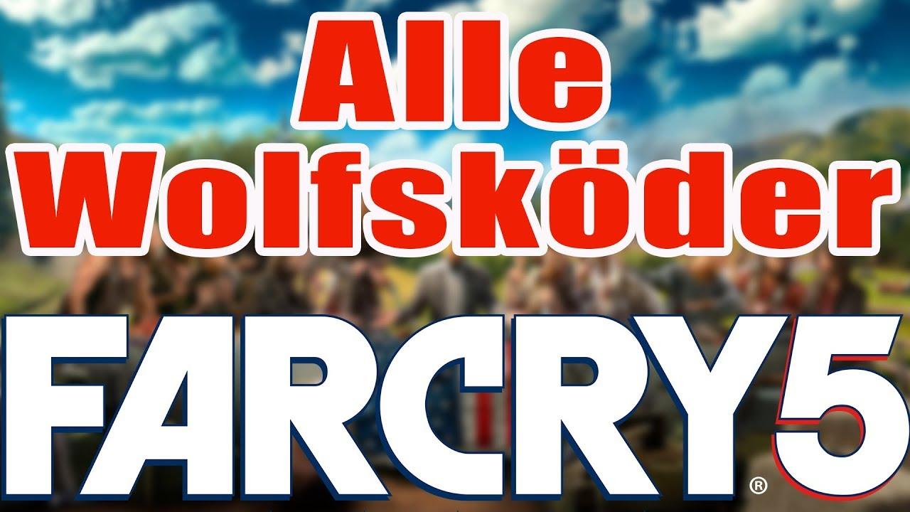 Akustische Wolfsköder Far Cry 5 Karte.Far Cry 5 Guide Alle 10 Wolfsköder Orte All 10 Wolfs Beacon Location Jacobs Gebiet