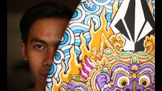 American clothing brand Volcom has made a home in Indonesia, being ...