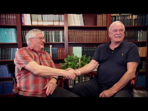 John Cleese & Ed Kelly Discuss Survival Of Consciousness Beyond Death