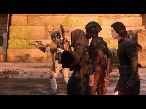 Star Wars Battlefront 2 Heroes Vs Villains 608 thumbnail