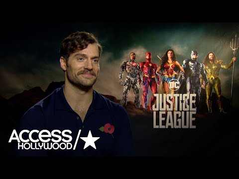 Henry Cavill Reveals How He Gets Into Superman Shape for 'Justice League' | Access Hollywood
