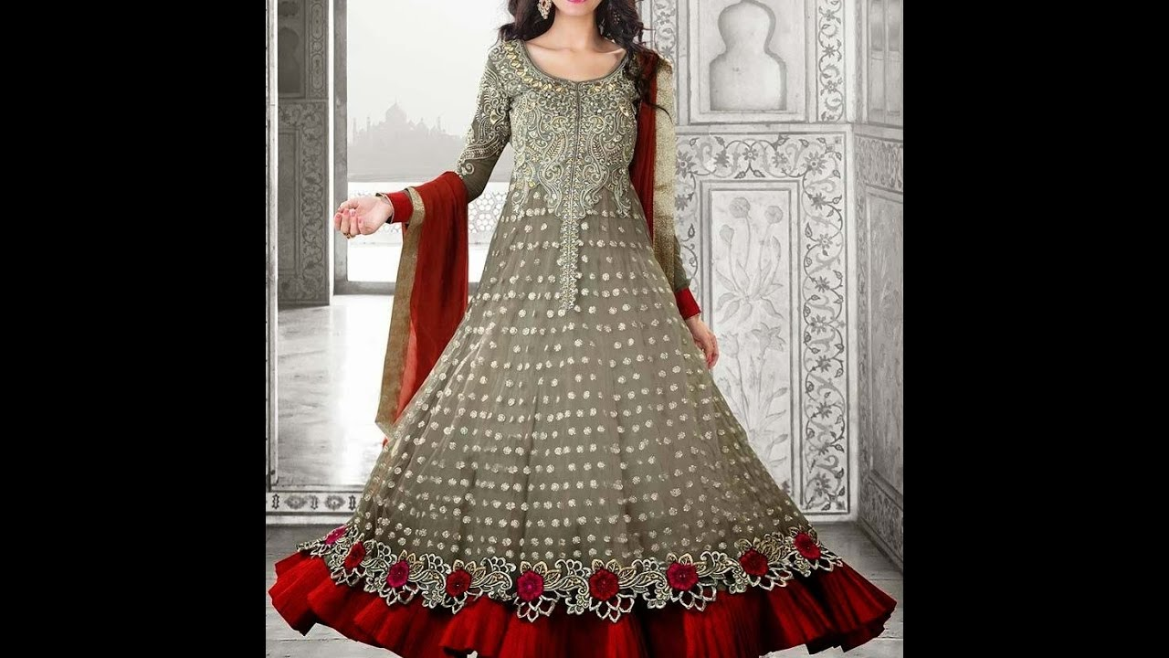 New collection of pakistani dresses designs for girls 2016 for Home garden designs pakistani