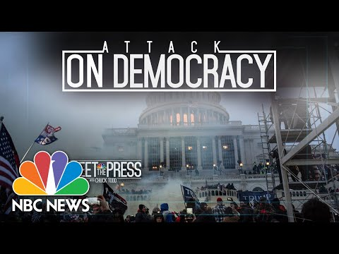 Meet The Press Broadcast (Full) - January 10th, 2021 | Meet The Press | NBC News