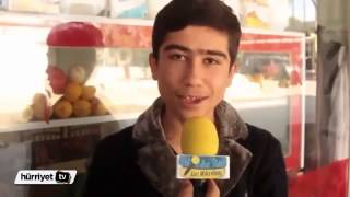 Türklerin İngilizce ile imtihanı - Sarı mikrofon