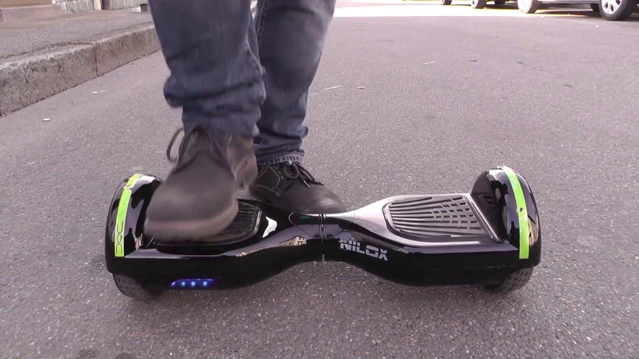 Schema Elettrico Hoverboard : Nilox doc hoverboard 6.5: recensione hoverboard elettrico video