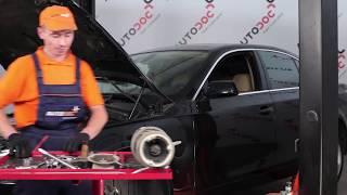 Nézzen meg egy videó útmutatók a BMW 5 (E60) Csapágy Tengelytest csere