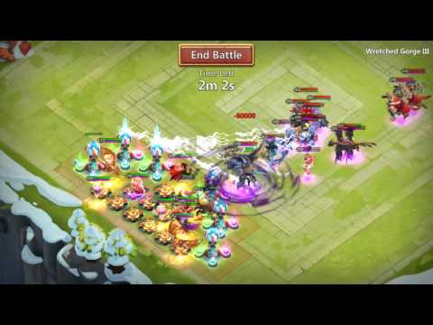 Castle Clash - WG 3 (2 Man Team)