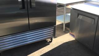 Turbo air restaurant equipment for sale