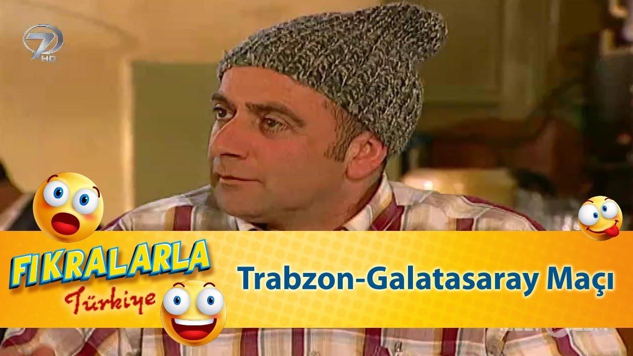 Trabzon Galatasaray Maçı - Türk Fıkraları 130