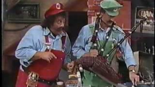Super Mario Bros - Rowdy Roddy's Rotten Pipes