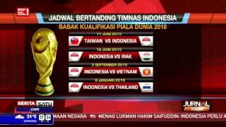 "Indonesia di ""Grup Neraka"" Kualifikasi Piala Dunia 2018"