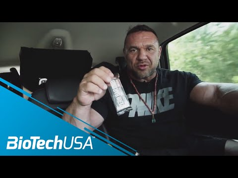 Kiss the Bodybuilder on the Road 2017 - Budapest 1 - BioTechUSA