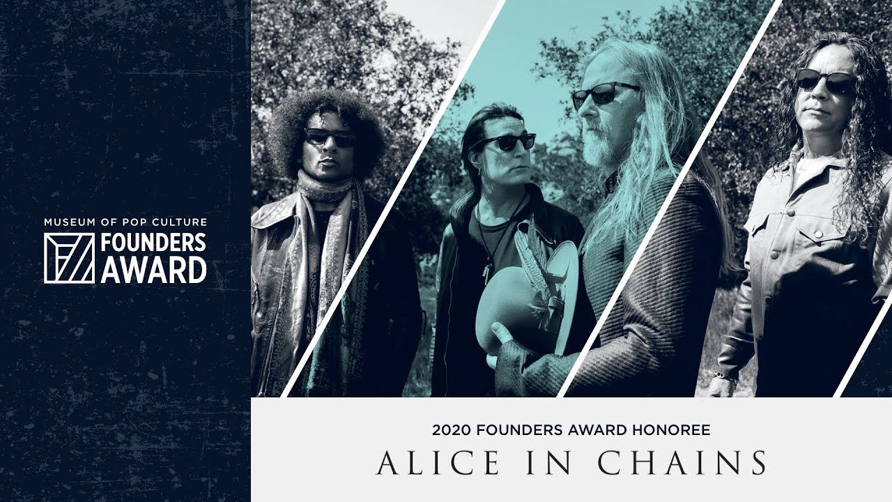 The Museum of Pop Culture honors ALICE IN CHAINS