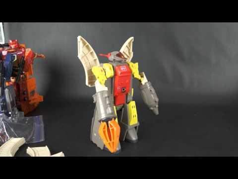 Transformers Omega Supreme walks!