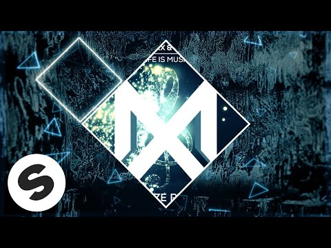 Blasterjaxx & Olly James - Life Is Music (Official Audio)