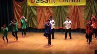 Chak de India Dance