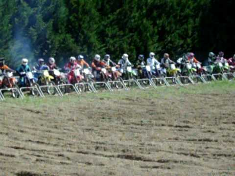 motocross ouzilly