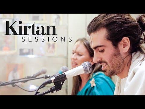 Nitai Gaura Mantra (Western Melody) at The Ashram   Kirtan Sessions