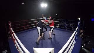 Ultra White Collar Boxing | Walsall | Chris Aldridge VS Stef Clarke