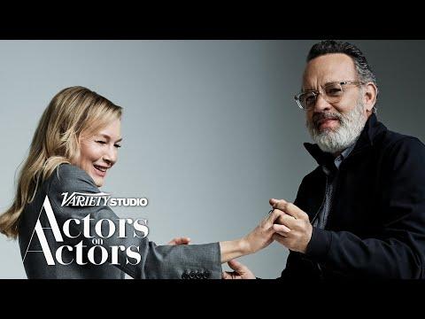 Tom Hanks & Rene Zellweger - Actors on Actors - Full Conversation