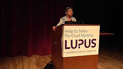 Dr. Michelle Petri speaking about Treatment Updates Part I (26th Annual Maryland Lupus Summit)