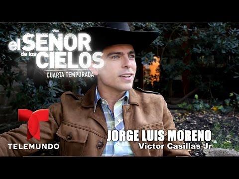 El Señor de los Cielos 4  Jorge Luis Moreno se despide de todos los   Telemundo