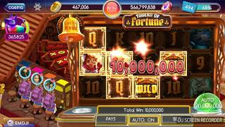 Pop slots!!! I was spinning at 20million a spin WoW!!!