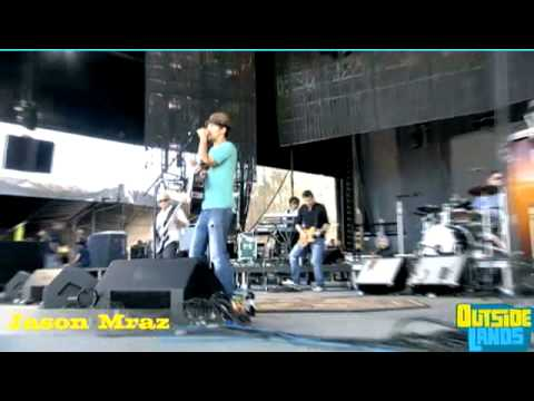 Jason Mraz - Dynamo of Volition (Live at Outside Lands Festival 2009)