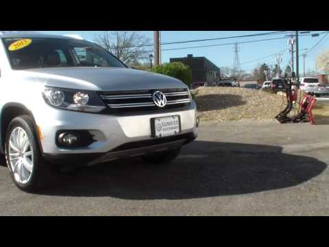 2013 Volkswagen Tiguan Nassau County Long Island New York VW U6300
