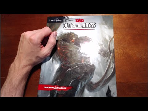 Out of the Abyss (D&D 5E) Impressions