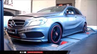 Reprogrammation moteur Mercedes Classe A180 122 @ 180 PS - ADP Performance