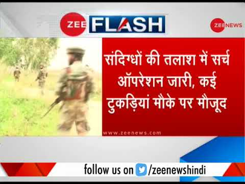 Search operation underway in Pathankot after suspected terrorists movement