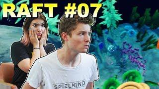 WIR ERFORSCHEN DEN MEERESGRUND! | Raft #07 | Spielkind Gaming