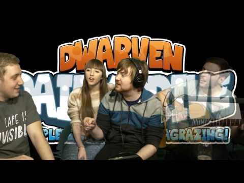 Parv Is Alive Improv Song Yogscast livestream  12-30-13