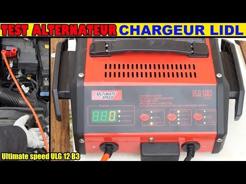 ultimatespeed battery charger with jump start function doovi. Black Bedroom Furniture Sets. Home Design Ideas