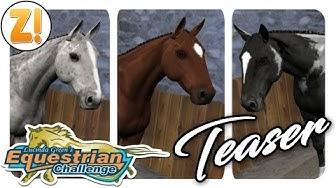 Lucinda Green's Equestrian Challenge: Ihr wählt das Pferd! #0   Let's Play [DEUTSCH]