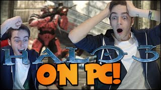 PC HALO 3 MULTIPLAYER!? - How Halo 3 CHANGED MY LIFE!