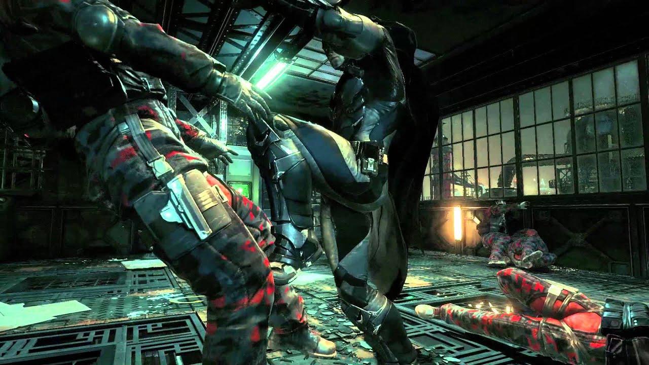 Batman: Arkham Knight - Gameplay