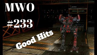 MWO #233 Pirates' Bane, good hits