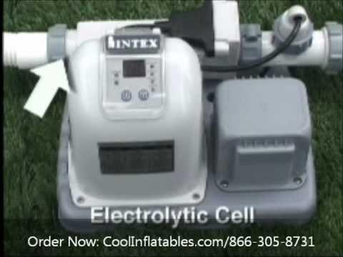 intex saltwater system model 8110 setup instructions youtube rh youtube com