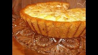 Готовим пирог Осенняя мелодия. Рецепт вкусного пирога. Легко и просто. Готовим)