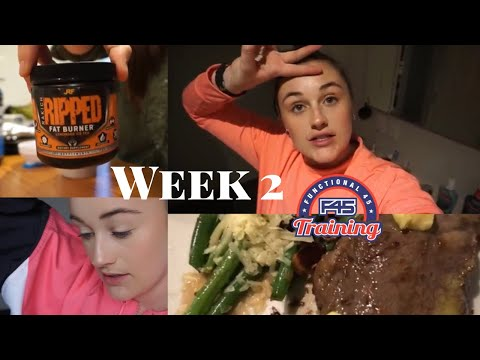 f45-challenge-week-2-|-grocery-shop,-meal-prep,-bad-week!