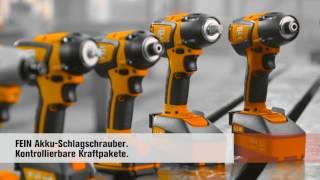 FEIN Akku-Schrauber. Unschlagbar in Metall.
