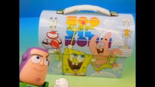WHAT'S IN THE LUNCH BOX? MYSTERY FAST FOOD TOY REVIEW episode 3