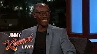 Don Cheadle on War Machine & Avengers: Endgame