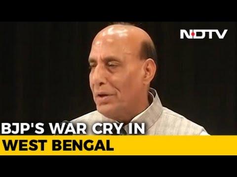 BJP Sets Bengal As Target 2021, Trinamool Congress Says High Hopes
