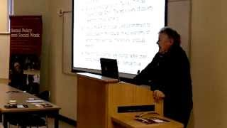 What is Social Policy? - Lecture by Professor Jonathan Bradshaw for prospective students thumbnail