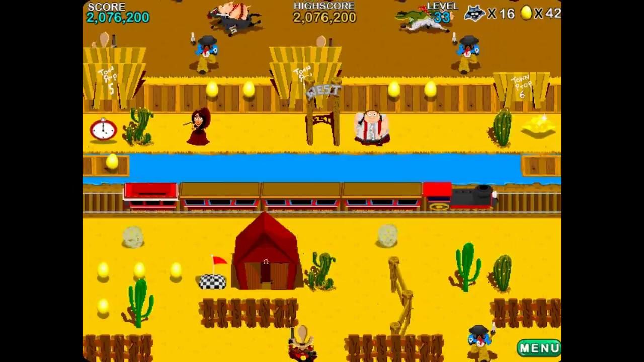 Varmintz Deluxe Game House Level 33 Youtube
