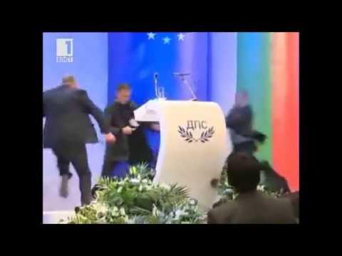Ahmed Dogan Speech Assassin Fail